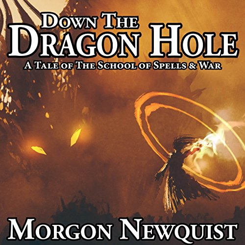 Couverture de Down the Dragon Hole