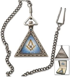 masonic pocket watch antique