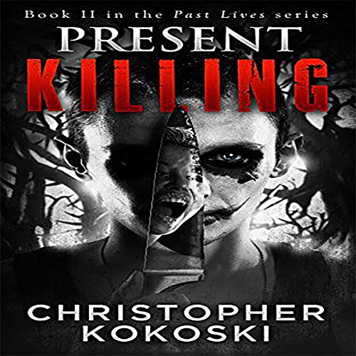 Present Killing audiobook cover art