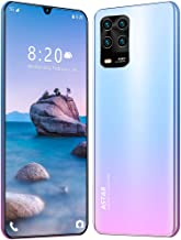 $139 » 4GB+64GB ME10 Unlocked Cell Phones with 128GB TF Card 4K 7.5 Inch HD 1440x3040 Screen, 8MP+16MP Sim Free Smartphone, Face ...