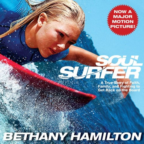 Soul Surfer Audiobook Bethany Hamilton Audible Co Uk