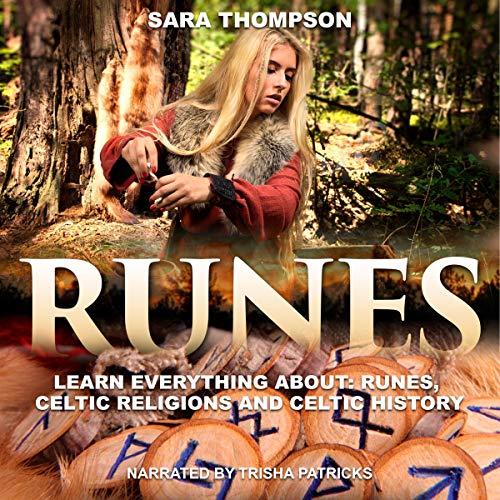Runes audiobook cover art