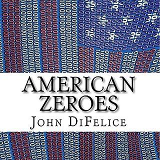 American Zeroes audiobook cover art