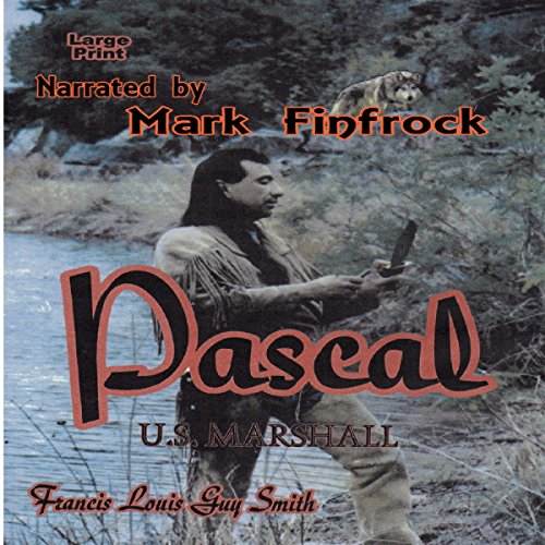Pascal, US Marshall audiobook cover art