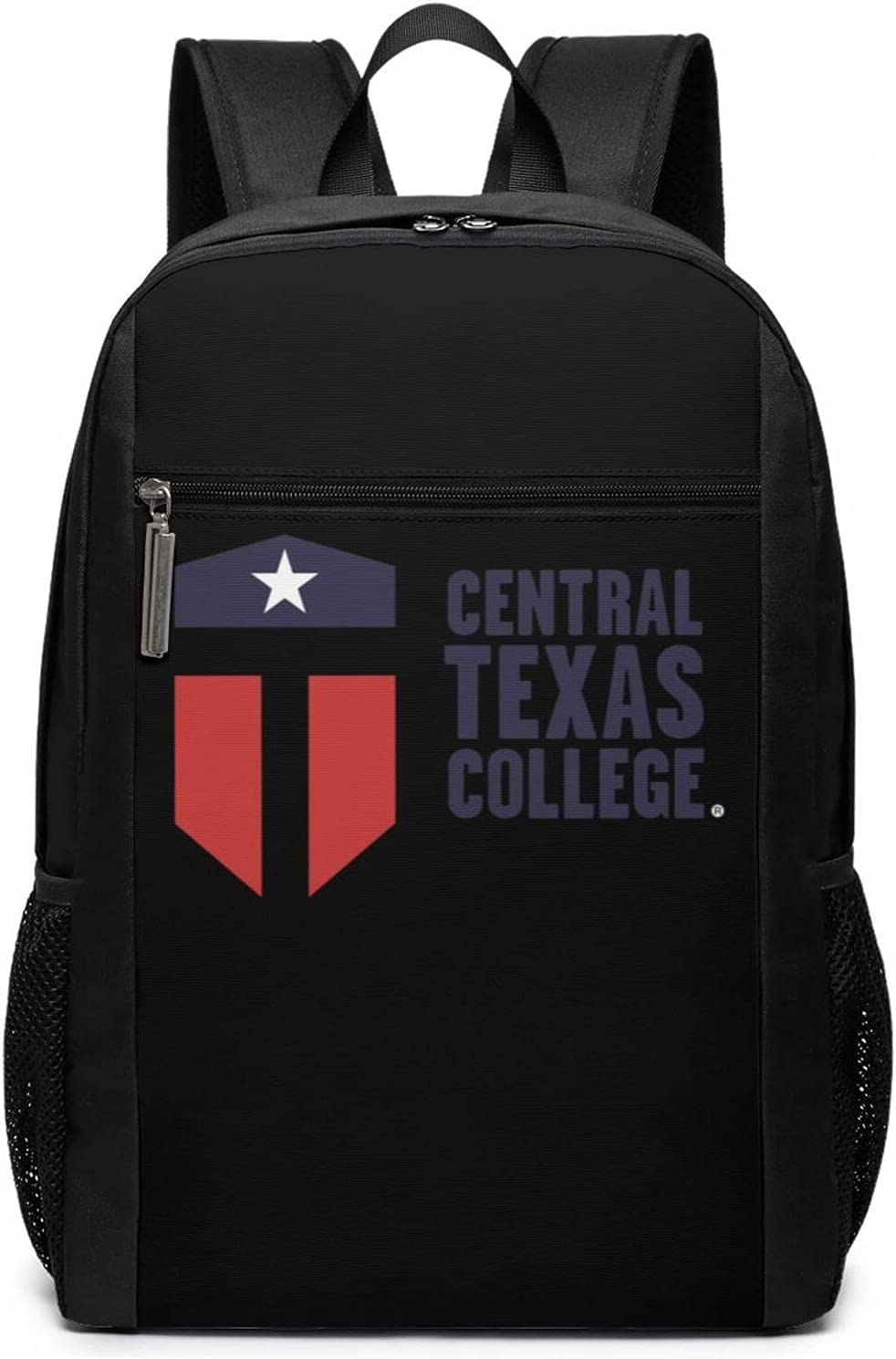 Central A Texas College Logo Backpack 35% OFF S Travel Unisex Print Gift Discount is also underway