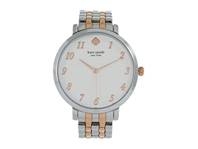 Kate Spade New York Monterey KSW1560 (Rose Gold/Silver) Watches
