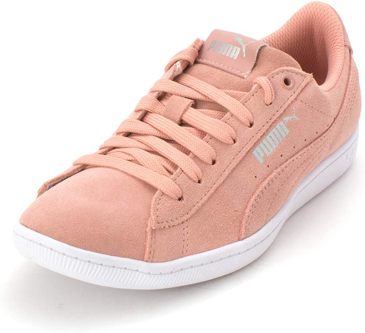 PUMA Womens Vikky Aos Low Top Lace Up Walking shoes