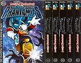 Lustiges Taschenbuch Ultimate Phantomias Box Band 13 - 18: Die Chronik eines Superhelden