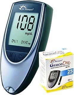Dr.Morepen GlucoOne Blood Glucose Monitor Model BG 03 (1)