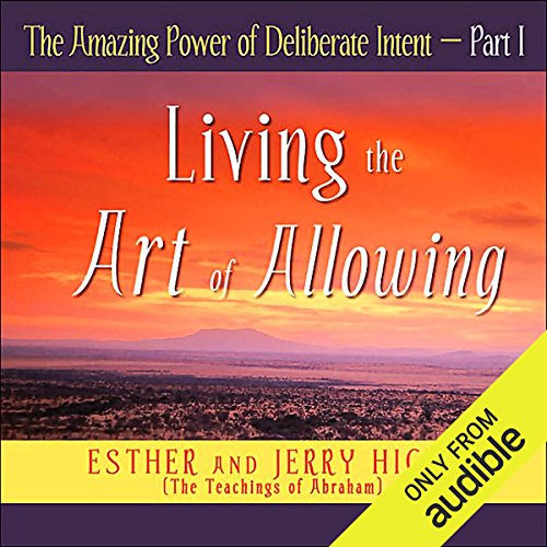 Couverture de The Amazing Power of Deliberate Intent, Part I