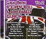 Great British Rock'n'roll & Rockabilly Reunion Album Vol 2