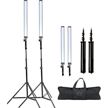 Designed for Lash WenFei shop Dual Arm LED Pro Lamp 40W Adjustable Light with Lamp Stand and Portable Bag Fill Light Makeup and Tattoo Artists Brow