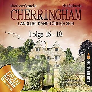 Cherringham - Landluft kann tödlich sein, Sammelband 6 Titelbild