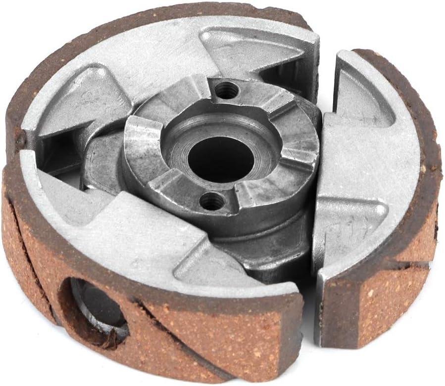 Clutch Pad,Aluminum Alloy Clutch Pad Fit for 50 Junior SR 50SX SX JR Pro 50cc Water Cooled Engine