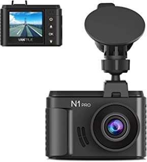 "Vantrue N1 Pro Full HD 1920X1080P Mini Dash Cam for Cars, 1.5"" LCD Mini Car Dash Camera with Sony Sensor, Super Night Visi..."