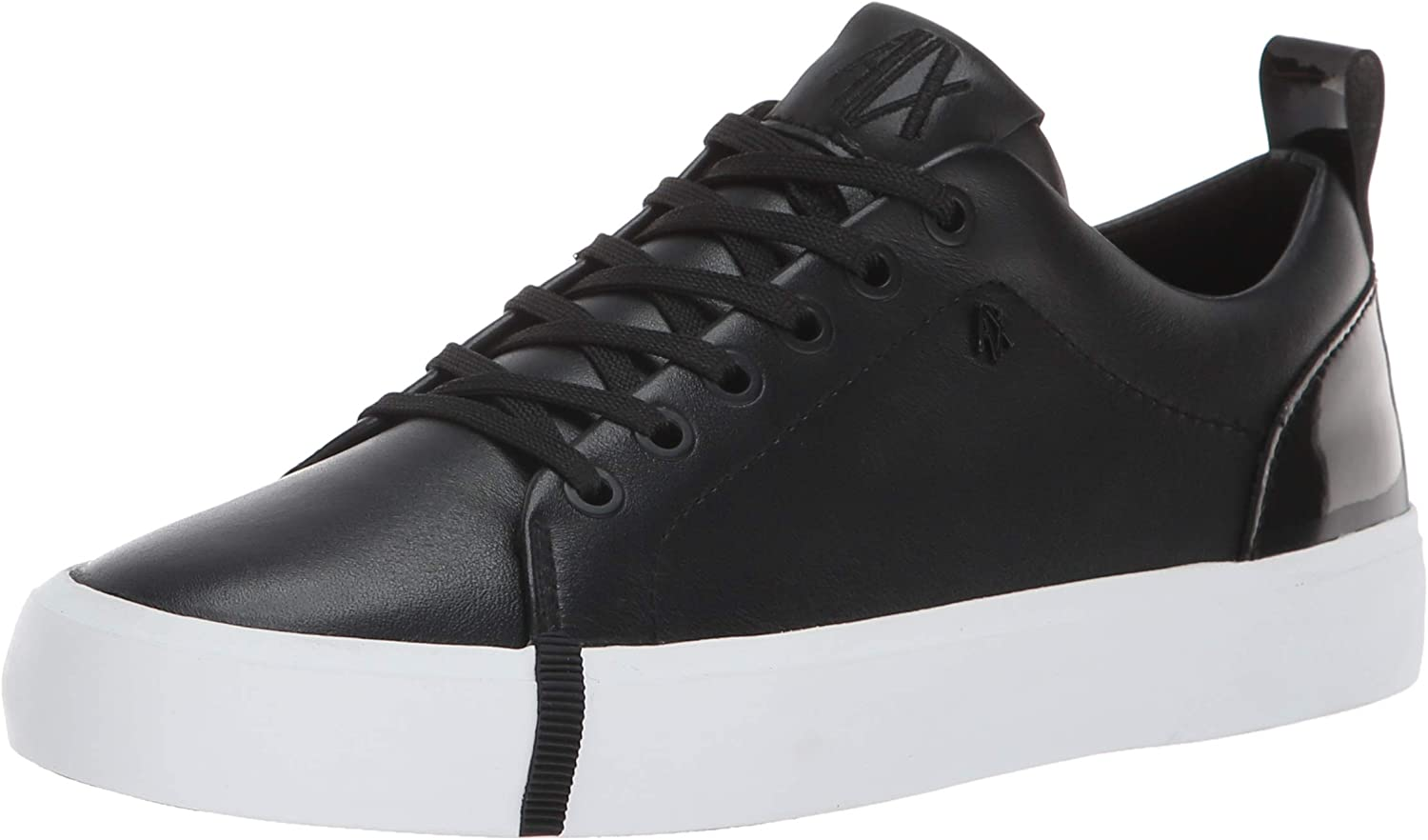 A X Armani Exchange Womens Eco Leather Low Top Sneaker Sneaker