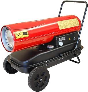 Helo Diesel Calefacción Cañón 30KW Incluye Temperatura automático y de indicador de combustible