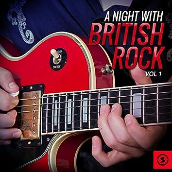 A Night with British Rock, Vol. 1