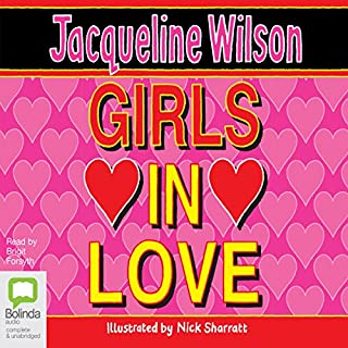 Girls in Love audiobook cover art