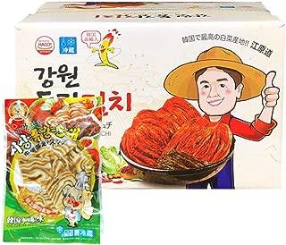 江原道ドンガンキムチ 10kg 業務用 冷蔵便 韓国産キムチ 白菜キムチ ポギキムチ