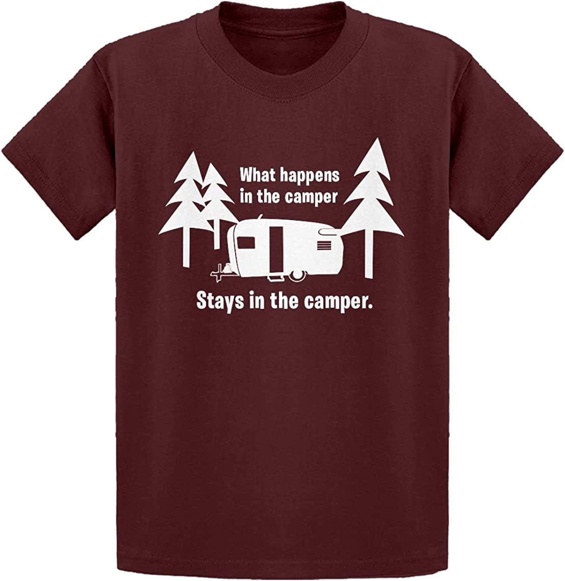 What Happens in The Camper Kids T-Shirt