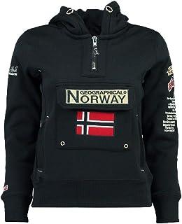 Geographical Norway Sudadera DE Hombre GYMCLASS