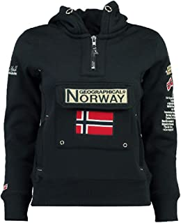 Geographical Norway Sudadera Mujer GYMCLASS A
