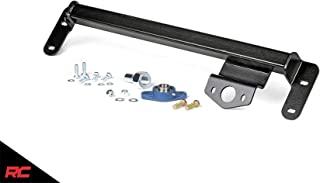 Rough Country 1066 Steering Brace Steering Brace fits 2009-2016 RAM Truck 2500 3500 Supports Shaft Tighter Steering