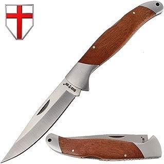 Folding Knife - Classic Pocket EDC and Outdoor Folding Knife - Grand Way FB 0924 A