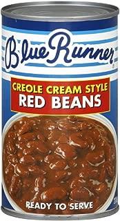 Blue Runner Cream Style Red Beans, 27oz (Pack of 6)
