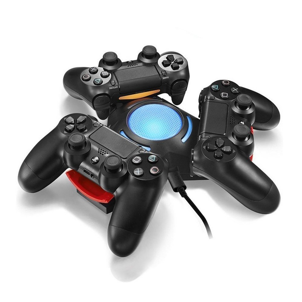 Ps4 Playstation 4 Dualshock 4 Ps4 Kol Sarj Standi 3 Lu Ps4 Kol Sarj Aleti Amazon Com Tr