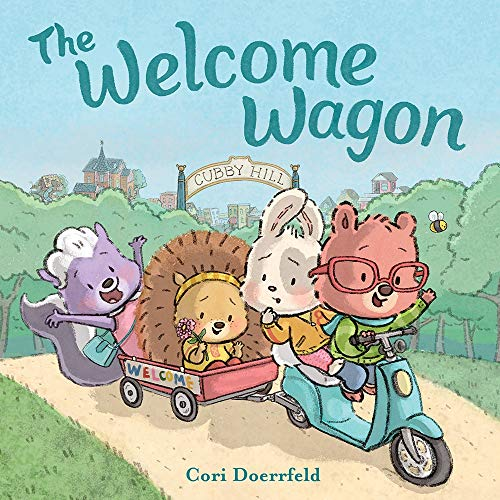 The Welcome Wagon (A Cubby Hill Tale)