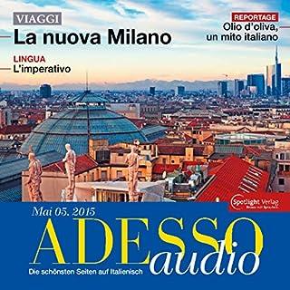ADESSO Audio - L'imperativo. 5/2015 Titelbild