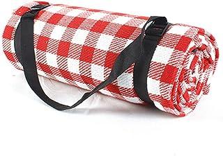Ccoco Tapete de piquenique, cobertor de piquenique ao ar livre, impermeável, 3 camadas portáteis dobráveis, tapete extra g...