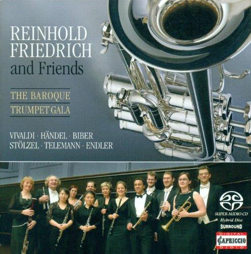 Baroque Trumpet Gala - Biber, H.I.F. Von / Telemann, G.P. / Handel, G.F. / Vivaldi, A. / Endler, J.S. / Stolzel, G.H.