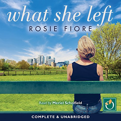 What She Left                   By:                                                                                                                                 Rosie Fiore                               Narrated by:                                                                                                                                 Meriel Scholfield                      Length: 11 hrs and 8 mins     Not rated yet     Overall 0.0