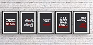 Fitness Motivation Poster Pack