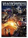 Transformers: Revenge Of The Fallen [Edizione: Regno Unito] [Reino Unido] [DVD]