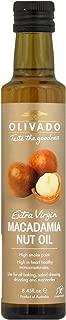 Olivado Extra Virgin Cold Pressed Macadamia Oil, 8.45 fl oz