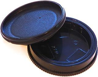 digiCAP Set Sony / Minolta AF/ Kameragehäusedeckel + Objektivrückdeckel