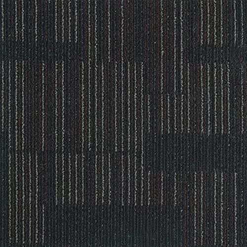 Baldosas De Alfombra De 50 * 50 CM, Baldosas De PVC Fáciles De Limpiar, Antideslizantes Y Resistentes Al Desgaste, Utilizadas En Dormitorios Y Estudios, 1 Metro Cuadrado (4 Piezas),B