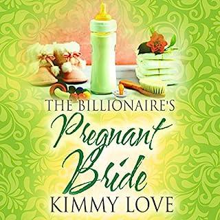 The Billionaire's Pregnant Bride audiobook cover art
