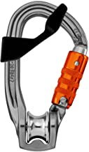 PETZL ROLLCLIP Z Pulley Carabiner TRIACT Lock with Captiv