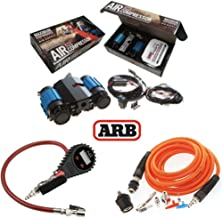ARB 12 Volt Twin Air Compressor and Tire Inflation Kit with Digital Tire Inflator - High Performance 4X4