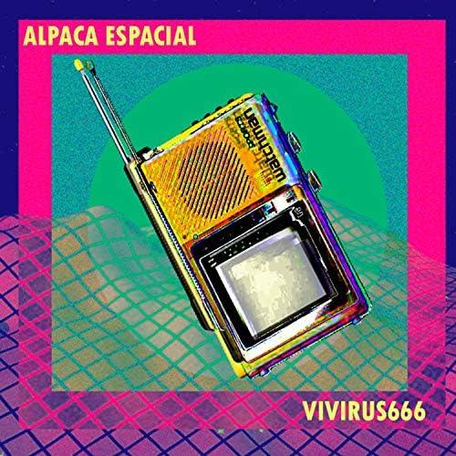 Alpaca Espacial & Vivirus666
