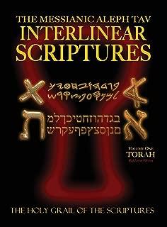 paleo hebrew interlinear bible