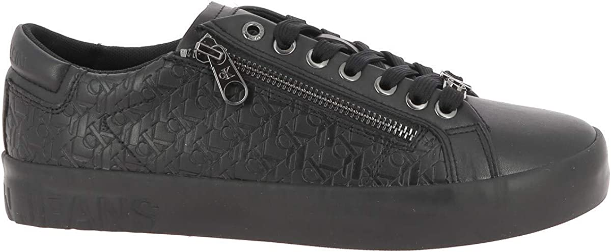 Calvin Klein Men's Sneacker YM0YM00078 in Ranking TOP14 Leather Black Casual List price M