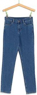 comprar comparacion TEX - Pantalón Vaquero Recto para Mujer