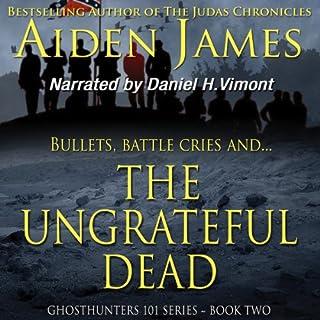 The Ungrateful Dead audiobook cover art
