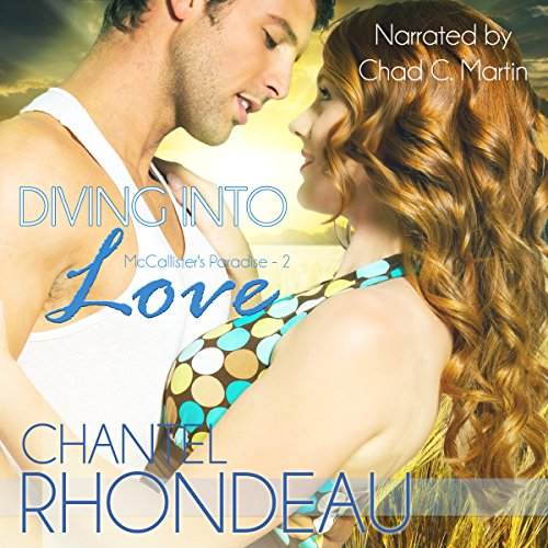 Diving into Love audiobook cover art